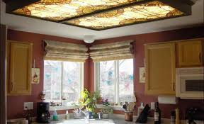 Decorative Light Fixtures by Decorative Fluorescent Kitchen Light Fixtures Advice For Your