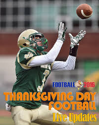 thanksgiving day football 2016 live updates and broadcast links