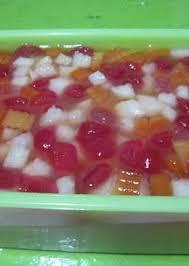 cara buat es lilin nanas 96 resep es buah pepaya nanas enak dan sederhana cookpad