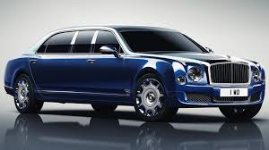 bentley mulsanne blacked out bentley made a limo