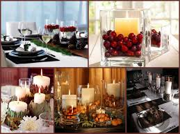 lovely christmas candle centerpieces for my coffee table