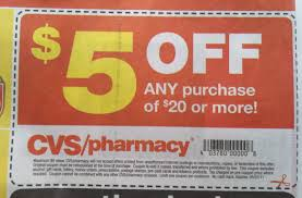 cvs pharmacy open on thanksgiving new cvs coupons 5 off 20 and 3 off diapers living rich with