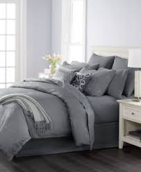 Martha Stewart Duvet Covers Martha Stewart Collection Juliette Graphite 14 Pc Comforter Sets