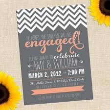 Invitation Card For Get Together Cheap Engagement Party Invitations Discount Engagement Party