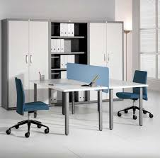 Minimalist Work Desk 2 Person Desk Design Selections Homesfeed