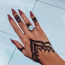 18 small henna tattoos that look really styleoholic