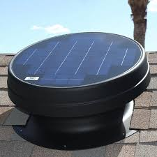 solar attic fans phoenix valleywide installation elite solar