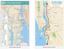 hudson bergen light rail map hey we had a light rail before it was cool hmag