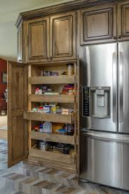 are brown kitchen cabinets outdated custom amish kitchen cabinets in columbia md creek