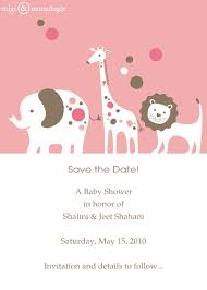 online save the dates save the date baby shower for the shahanis online invitations