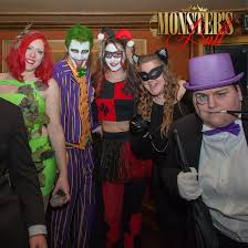 Monster Ball Halloween by The Social Connection Monster U0027s Ball 2016