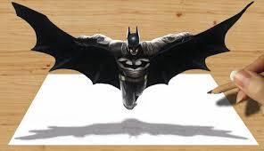drawn spiderman batman drawing pencil color drawn