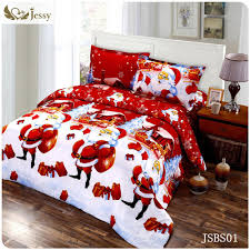 wholesale 3d merry christmas bedding queen nice beauty fairness