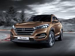 crossover cars picture hyundai crossover tucson brown auto