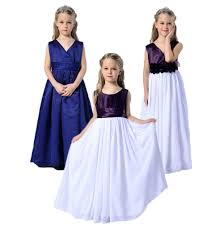 dresses to wear to graduation age 9 10 11 12 years children graduation dresses floor