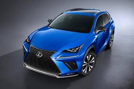 facelifted lexus nx gets shanghai motor show debut autocar