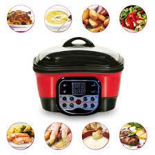 machine cuisiner appareil de cuisson et de cuisine speed chef 8 en 1 digital