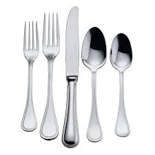 Cool Flatware by Couzon Le Perle Stainless Flatware Bloomingdale U0027s
