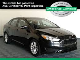 used black ford focus for sale edmunds