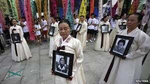Comfort Women In Philippines Japan Nhk Boss Momii Sparks Wwii U0027comfort Women U0027 Row Bbc News