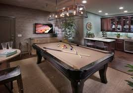 Game Room Basement Ideas - creating a basement game room 4 tips and 26 examples digsdigs