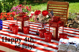 Picnic Decorations 4th Of July Festivities News And Events From Bordeleau Vineyards