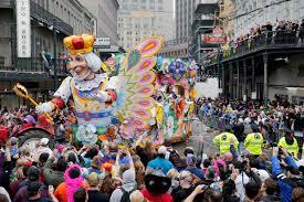 mardi gras parade floats mardi gras celebrations fling through new orleans