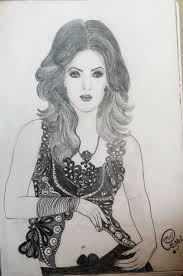 salman khan arti goyal drawings u0026 illustration people