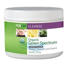 purium power shake purium green spectrum lemon 60 serving harvey slater