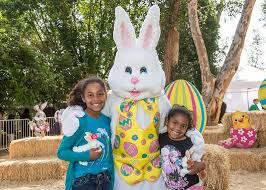 big easter bunny los angeles zoo and botanical gardens los angeles zoo and