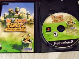 siege sony worms forts siege sony playstation 2 2005 ebay