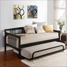 Daybed Sofa Couch Bedroom Amazing Queen Daybed Frame Daybed With Pop Up Trundle