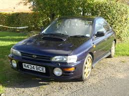 old subaru impreza hatchback used 1995 subaru impreza tbo series mcrae 4wd for sale in
