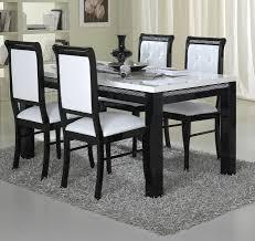 Black Dining Room Furniture Dining Room Black And White Dining Room Furniture Cool Picture