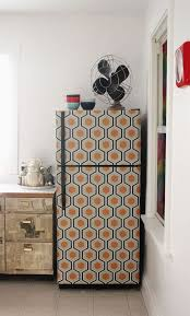 Temporary Wallpaper For Apartments Best 25 Wallpaper Cabinets Ideas On Pinterest Open Cabinets