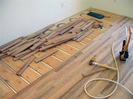 wooden floor underfloor heating 25 best ideas about radiant