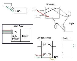 panasonic fan delay timer switch electrical wiring leviton timer to bath fan and switch to light
