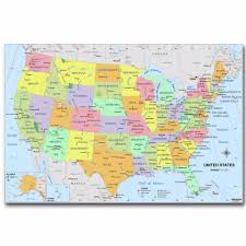 The Map Of Usa by Compare Prices On Usa Map Print Online Shopping Buy Low Price Usa