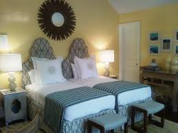 beautiful blue and yellow bedroom about remodel furniture home