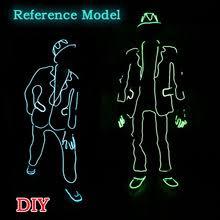 Cheap Neon Lights Popular Neon Light Suit Buy Cheap Neon Light Suit Lots From China