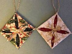 how to make a cathedral window ornament with bosworth