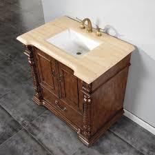 bathroom top notch bathroom decoration with mahogany console sink