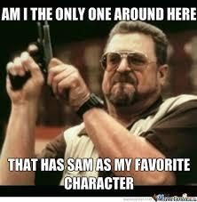 Meme Sam - sam in game of thrones by oosskkaarr8 meme center