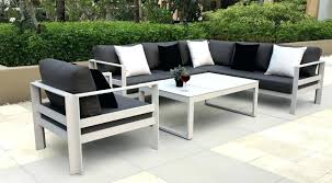modern outdoor patio furniture modern outdoor patio dining sets