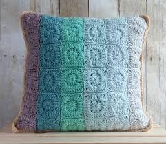 Sea Glass Pillow Cover 14x14 Coastal Beach Decor Blue Toss Pill