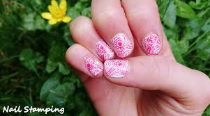 cruelty free nail stamping with barry m lucadonta