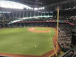 Diamondbacks Stadium Map Arizona Diamondbacks Seating Guide Chase Field Rateyourseats Com