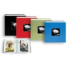 photo album 300 4x6 pioneer 4 x 6 in fabric frame bi directional photo album 100