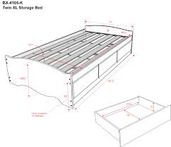 Captain Twin Bed With Storage Bed Frames Ikea Twin Xl Twin Bed Frame With Storage Twin Xl