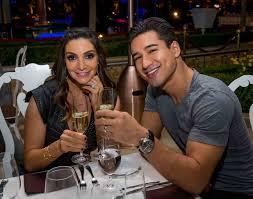 haute event mario lopez helps his wife courtney celebrate her